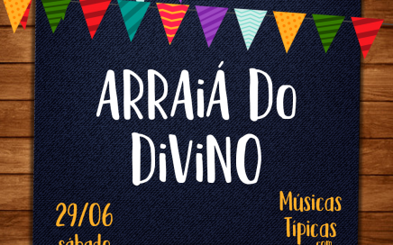 Arraiá do Divino Festa Junina